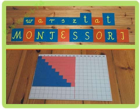 Tabliczka Do Dodawania Warsztat Montessori 5971848534 Oficjalne Archiwum Allegro Light Box Light
