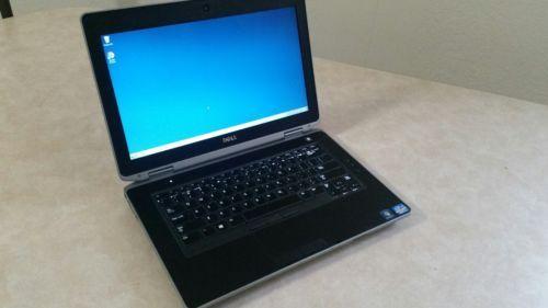 """Dell Latitude E6430 14"""" (500GB Intel Core i5 3rd Gen. 2.6GHz 8GB) Notebook -"""