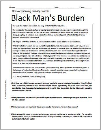 Black History Month Worksheets | LoveToKnow