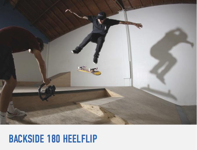 How To Backside 180 Heelflip Braille Skateboarding Good People Skateboard Learning