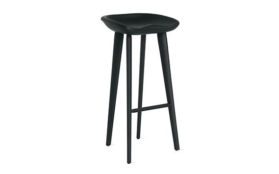 Tractor Barstool, Ash - Design Within Reach