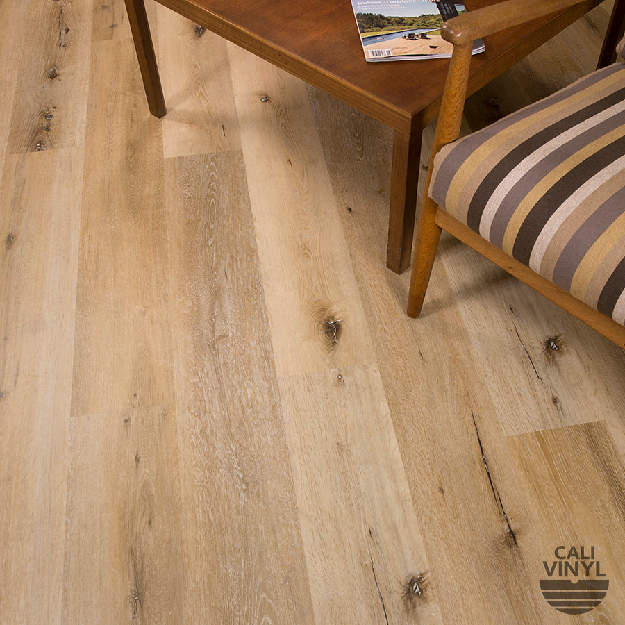 Cali Vinyl Wood Look Flooring, Wide Plank, Sample in 2020