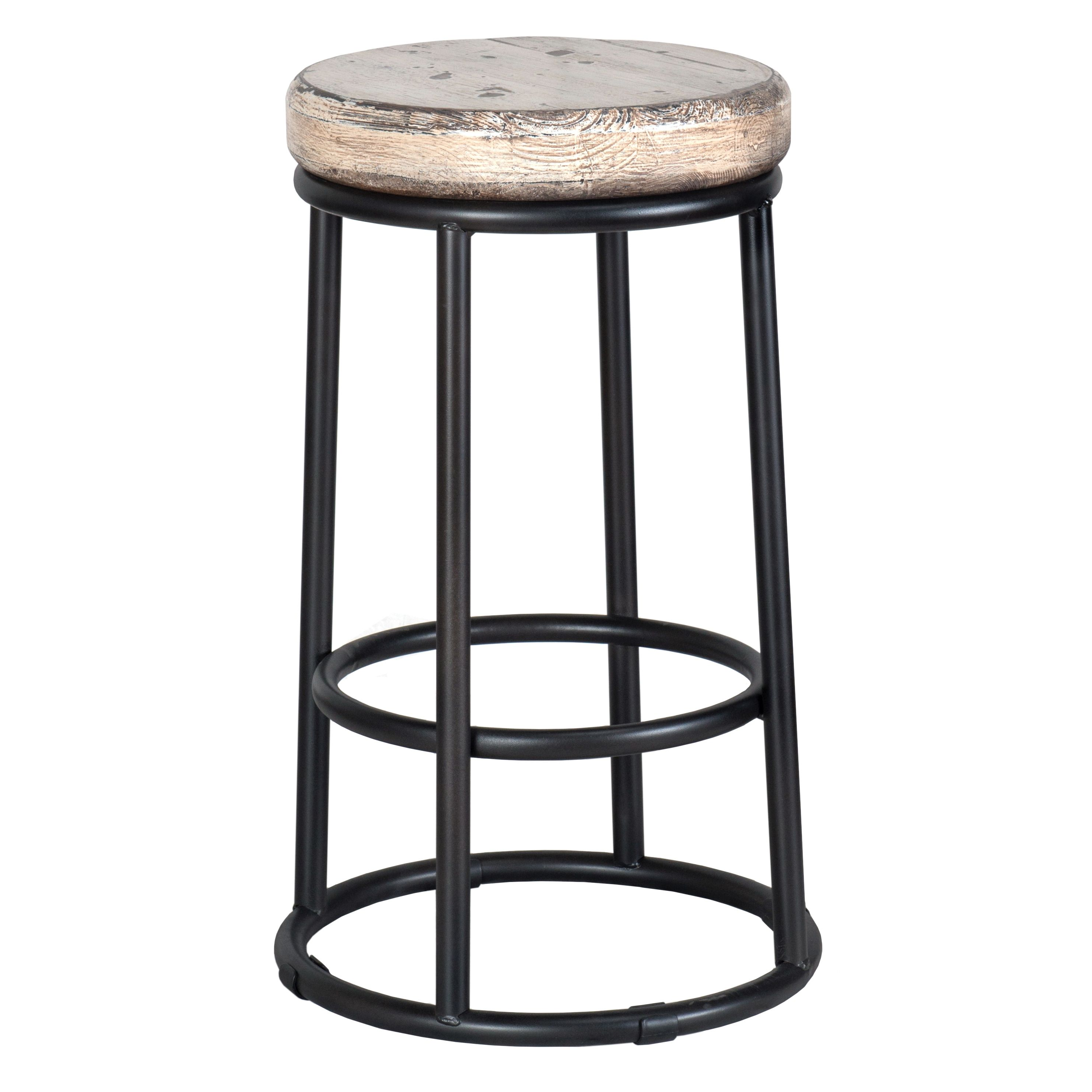 Kendall 24 Inch Counter Stool By Kosas Home 24hx15wx15d