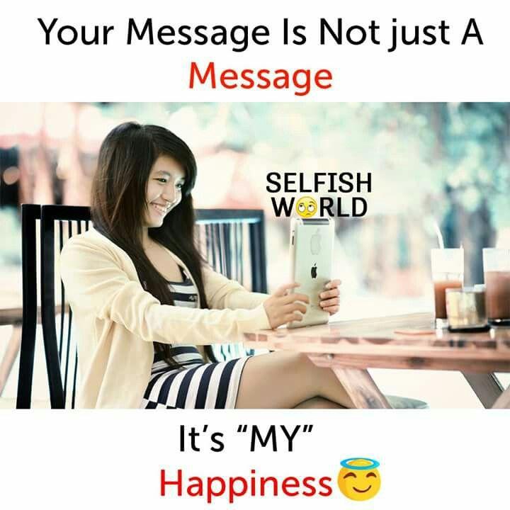 Or Ab Happiness Ktm Bcz Message Nai Ana Sad Quotes