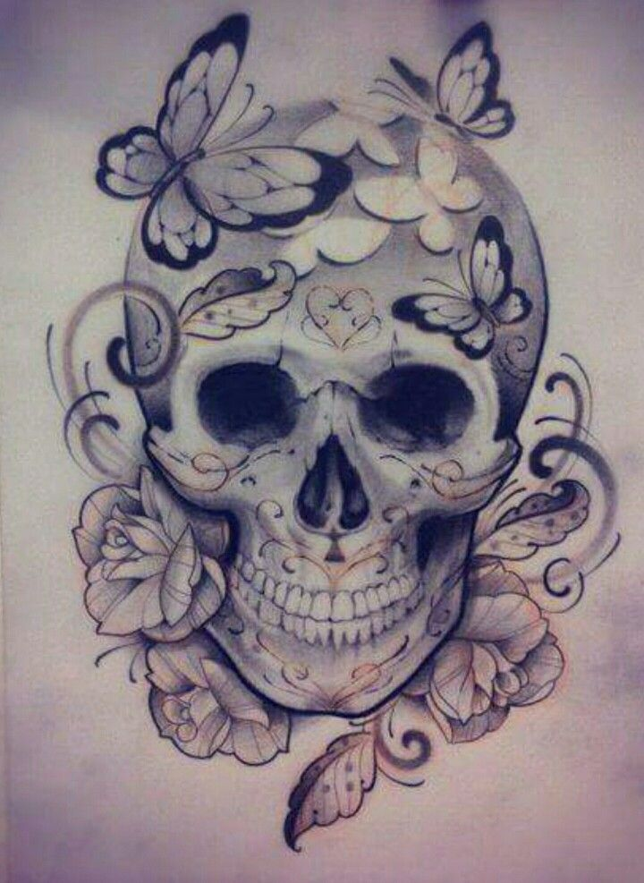 Pin By Linda Scrimizzi On More Cool Skulls
