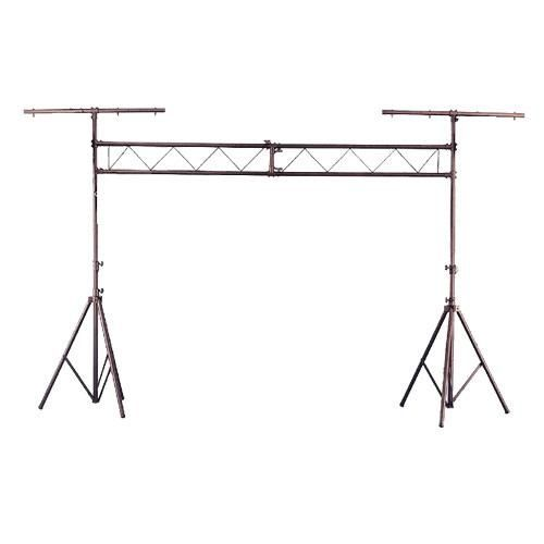 Bulbamerica 10 Foot Easy To Setup Trussing System Dj Lighting Stand Dj Lighting Portable Light Stage Lighting