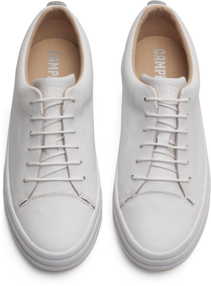 86e58cb157981 Camper Hoops White Sneakers Women K200298-004