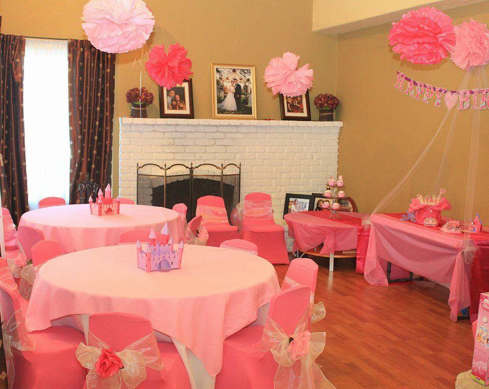 princess party ideas, princess party decorations, princess party ...