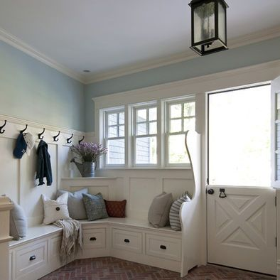 Back Entrymudroom Love The Drawers Instead Of Cubbies Perfect
