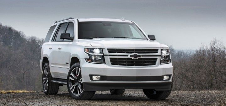 2018 Chevrolet Tahoe Rst Performance Upgrades Chevrolet Tahoe