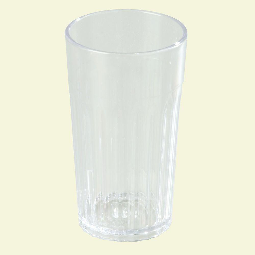 8a5a5f25eec Carlisle 4 oz. SAN Plastic Tumbler in Clear (Case of 144)   Products ...