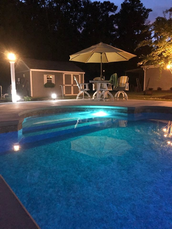 Photo from Backyard Oasis Pools & Construction | Oasis ...