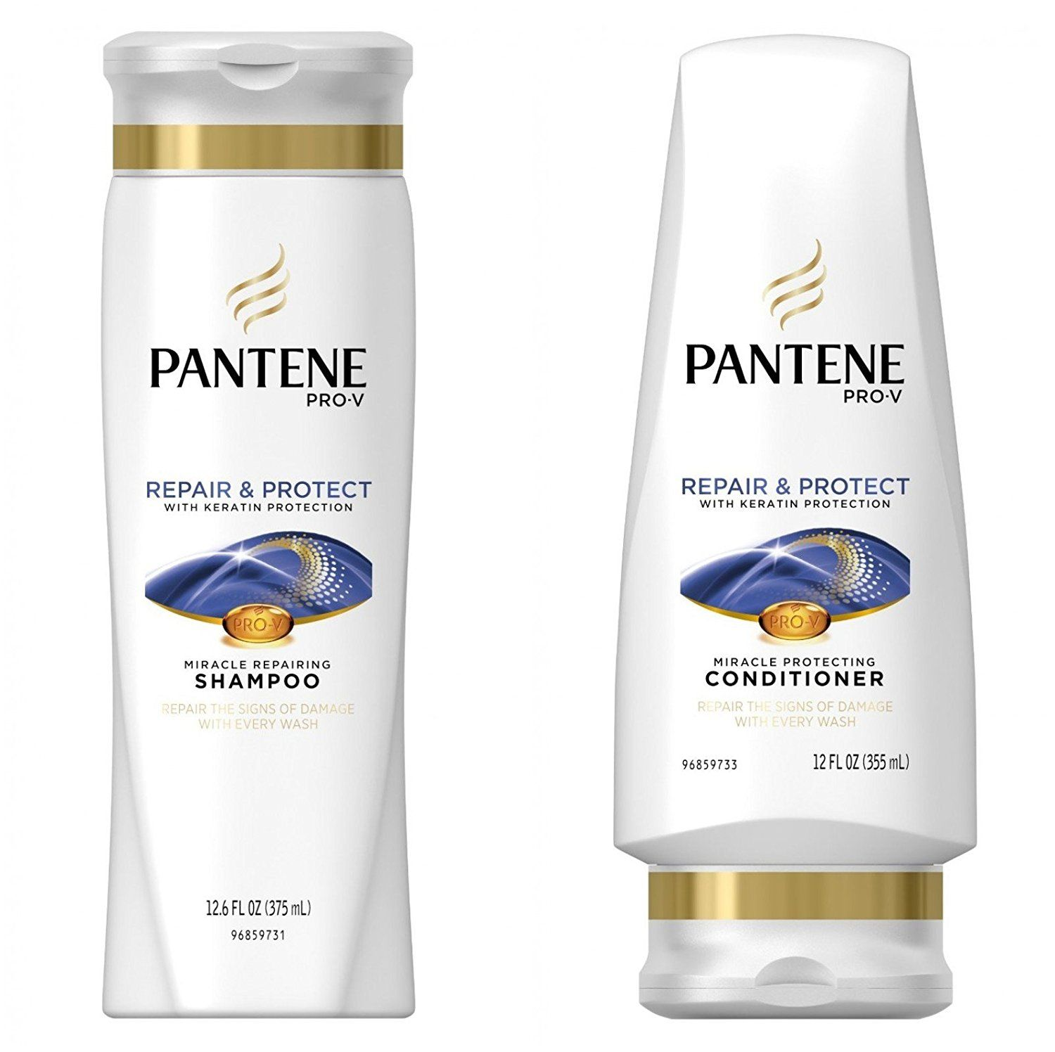 Pantene Pro V Repair And Protect W Keratin Shampoo 12 6 Oz Conditioner 12 Oz Learn More By Visi Shampoo Keratin Shampoo Good Shampoo And Conditioner