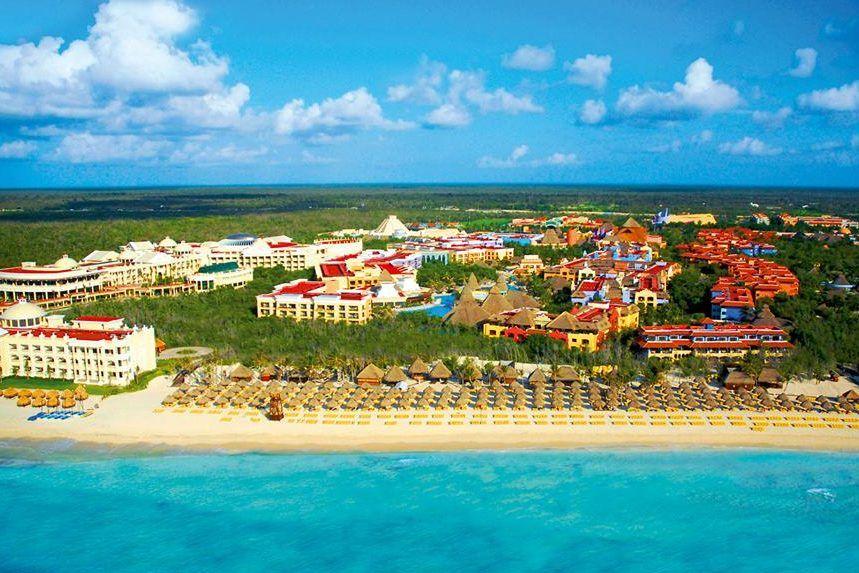 Iberostar Playa Paraiso Resort Map wwwromanticplanetca