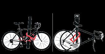 Name U Lock Png Views 7220 Size 55 7 Kb Bicycle Bicycle Lock