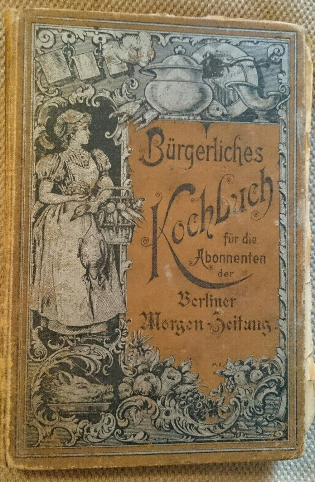 Alte Kochbücher
