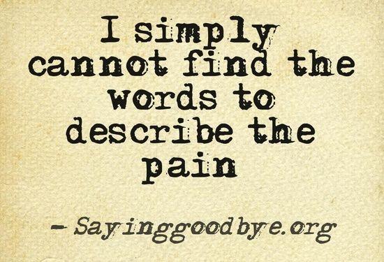 47++ Pain words info