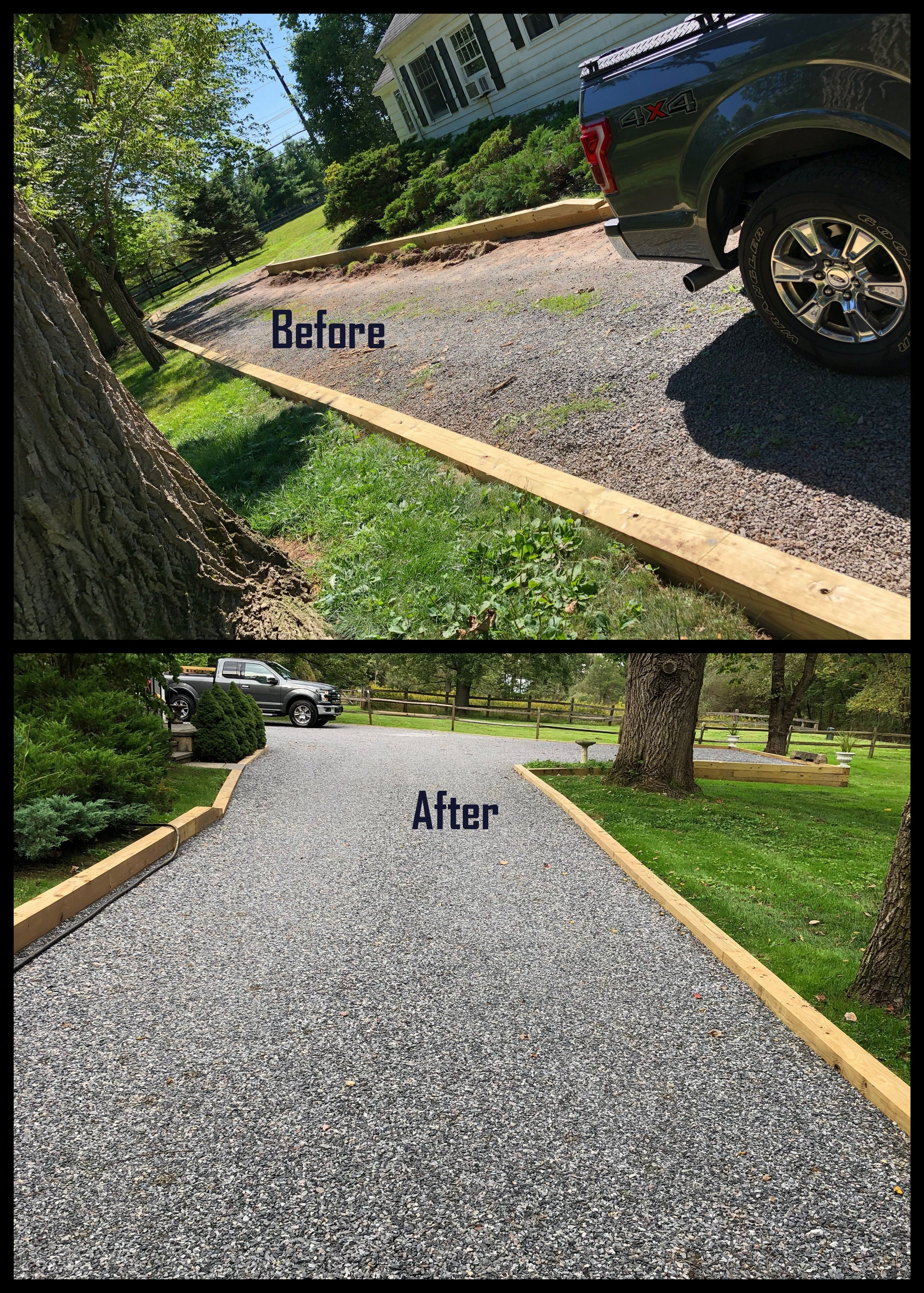 Core Driveway Solutions Gravel Driveway Landscaping Diy
