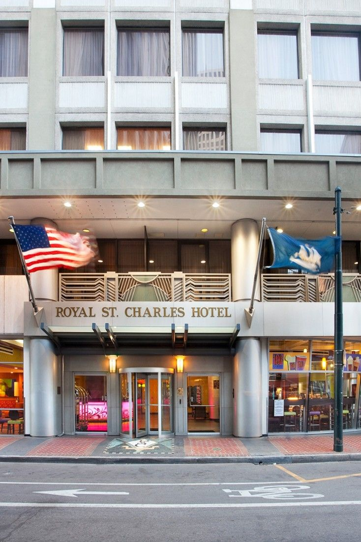 Royal St Charles Hotel New Orleans La New Orleans Hotel