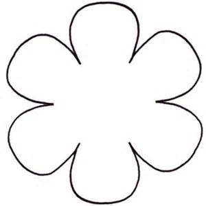 Template, Flower Templates, Fleur De Papier, Petal