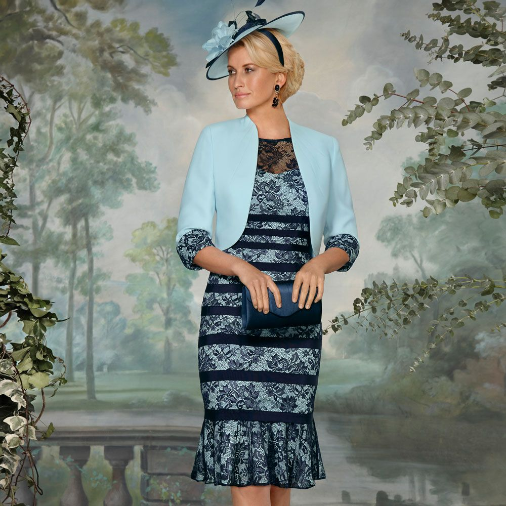 Stunning Seaspray Condici Dress and jacket - perfect for Mother of ...