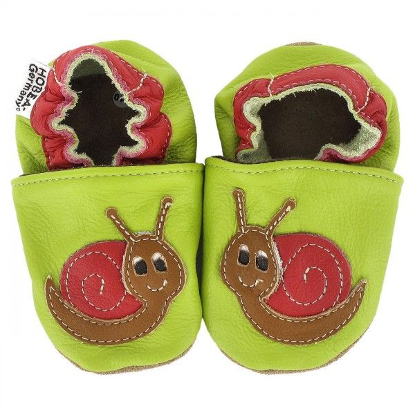 Krabbelschuhe Schnecke von HOBEA-Germany  Babyschuhe | Lederschuhe | Lederpuschen | Krabbelpuschen | Baby Puschen | moccasins | Babymoccs | HOBEA | handmade | Schnecken | slug