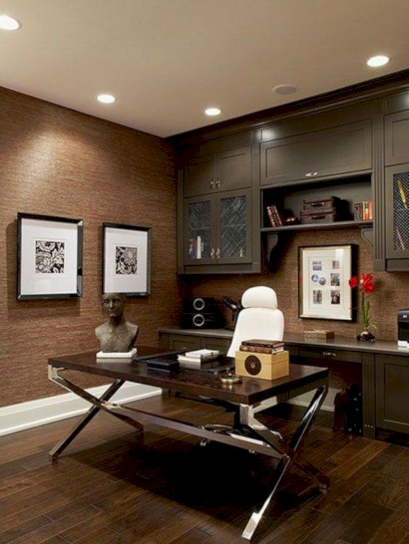 53 Classy Home Office Designs Ideas Home Office Decor Modern Home Office Modern Home Offices
