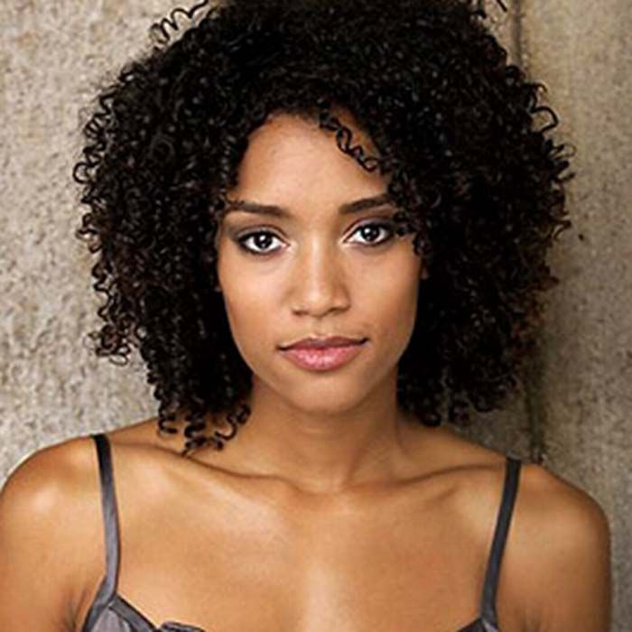 Superb 1000 Images About Women39S Medium Curly Hair Styles On Pinterest Hairstyle Inspiration Daily Dogsangcom