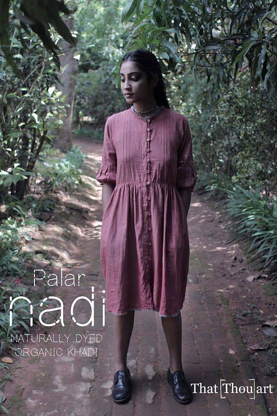 9e8e8ad04752 Palar nadi organic khadi cotton naturally dyed  rallyforrivers  sustainable   organickhadi  organic cotton