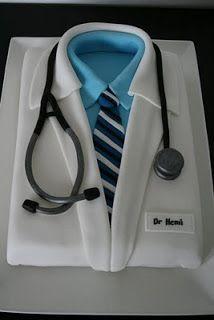 Doctors cake | Kelly Warwick Cakes