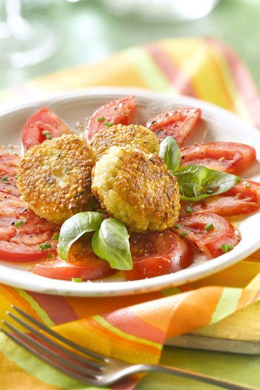 Les croquettes de quinoa au parmesan et au basilic une recette savoureuse et équilibrée !