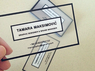 Personal Business Cards Business Card Design Inspiration Cool Business Cards Fun Business Card Design
