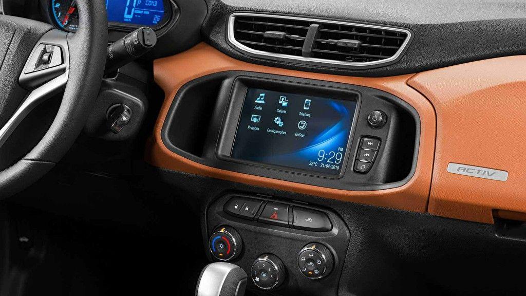 Onix Activ Tambem Ha Muita Conectividade Acesse O Chevrolet