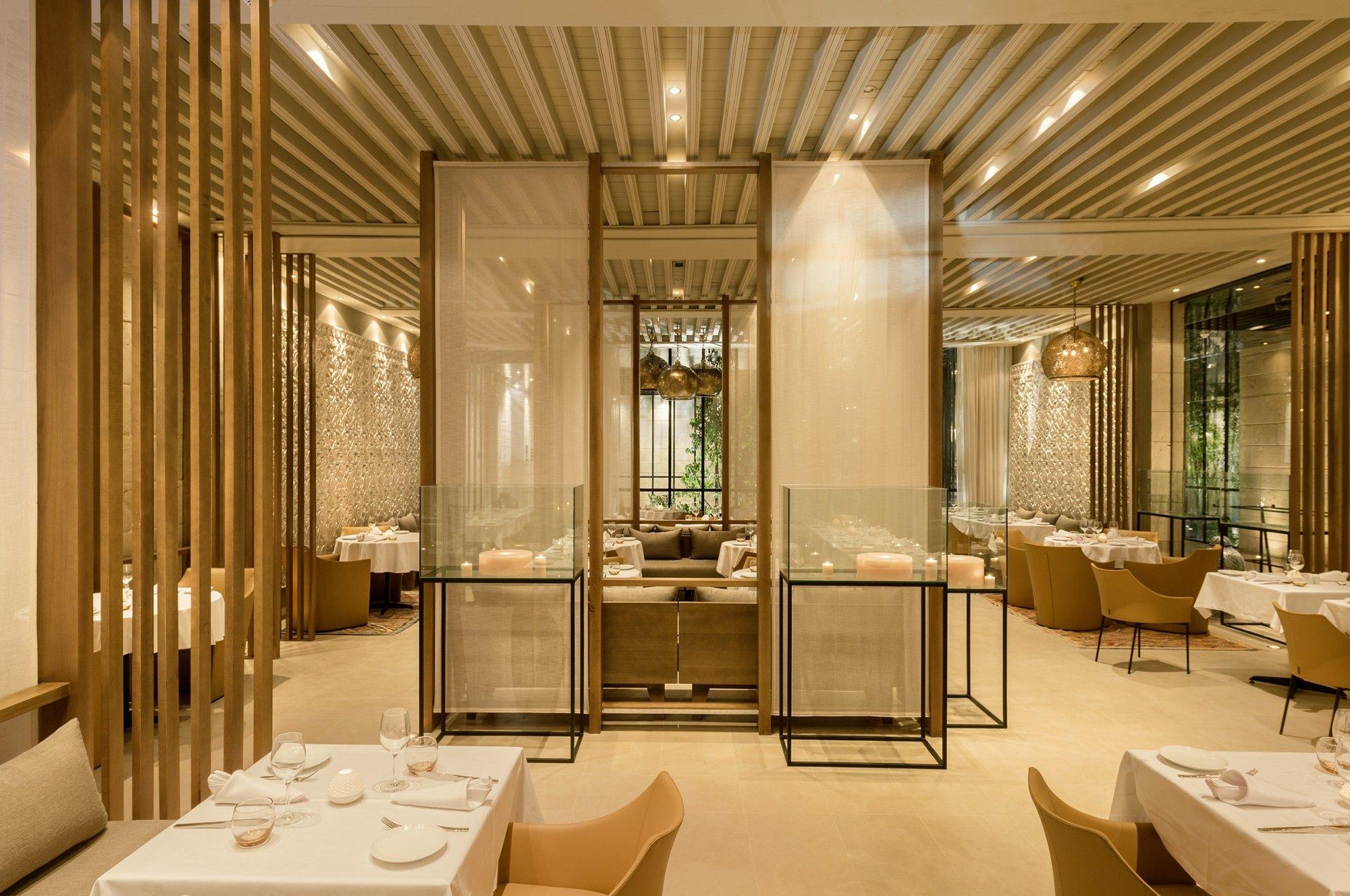 LUBERON AND TRAVERTIN LIMESTONE PROJECT : SAHRAI HOTEL - FEZ - MAROC ...