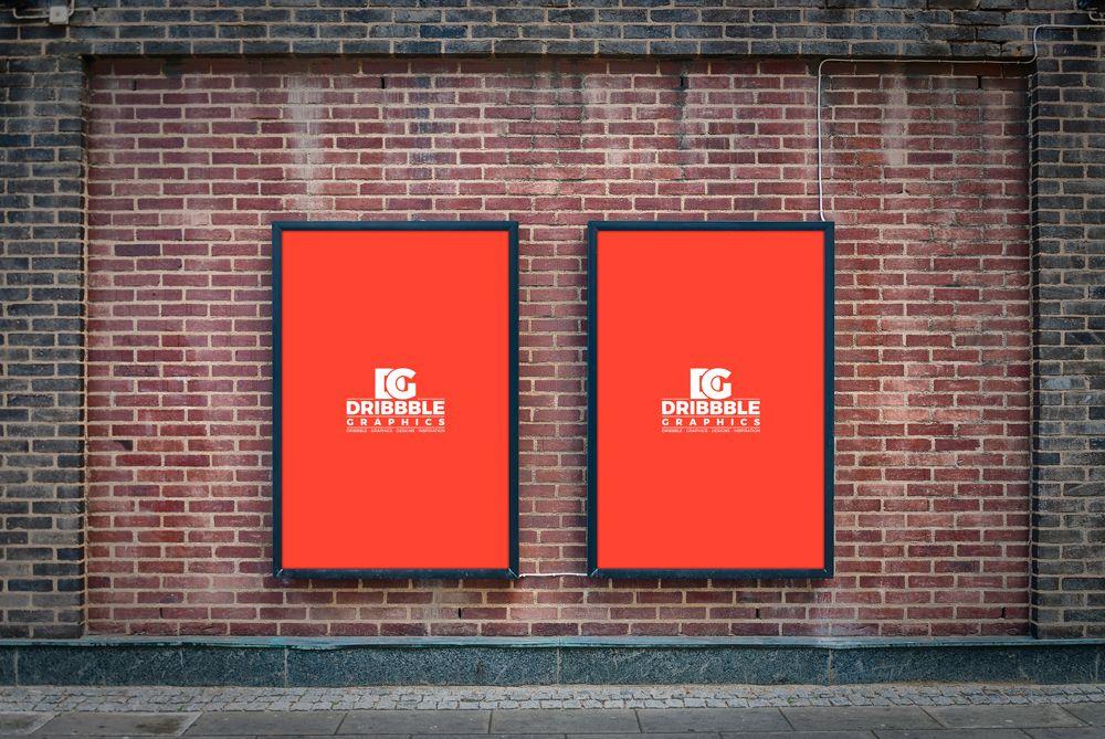 Vedi questo progetto @Behance: \u201cFree Outdoor Street Billboard Poster MockUp Psd\u201d https://www.behance.net/gallery/50532059/Free-Outdoor-Street-Billboard-Poster-MockUp-Psd