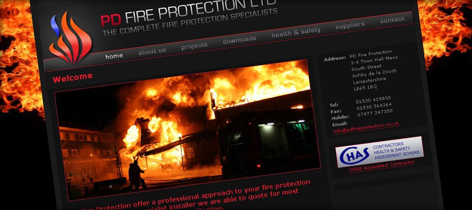 Business card fire protection marketing pinterest business cards business card fire protection reheart Image collections