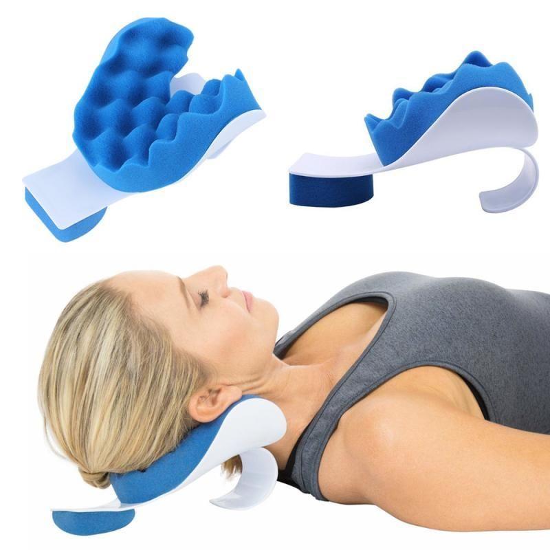 Neck Shoulder Relaxer Pillow Relief