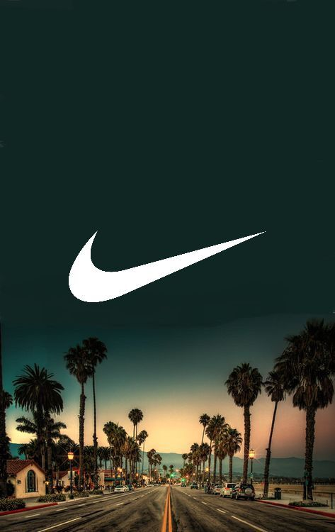 Nike Summer Palmtrees Aesthetic Grunge Wallpaper Pinterest