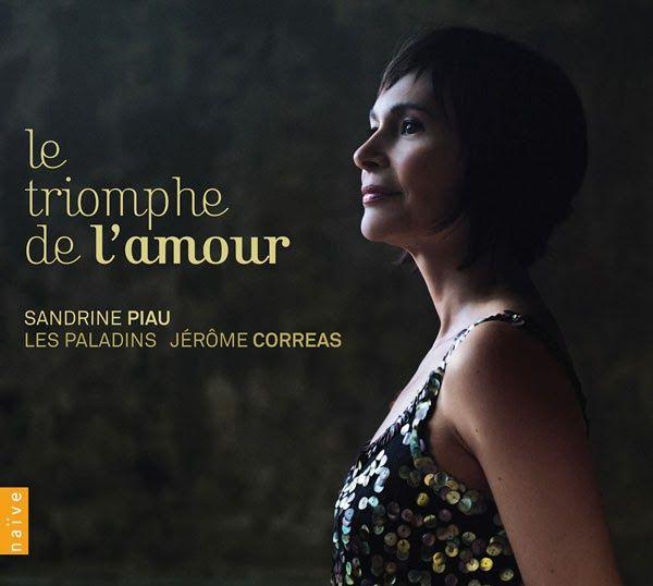 Sandrine Piau - Le Triomphe de L'amour