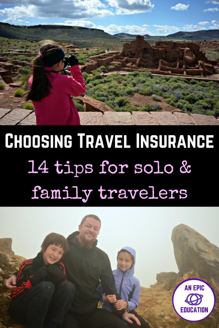 Choosing Travel Insurance Companies Tips for Family