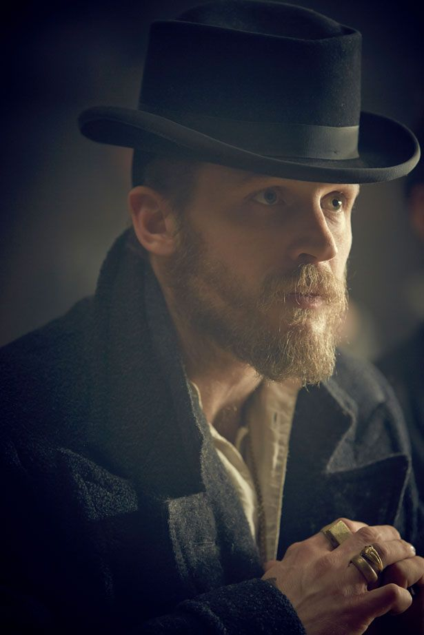 First Look At Tom Hardy's Peaky Blinders Debut | Peaky ...