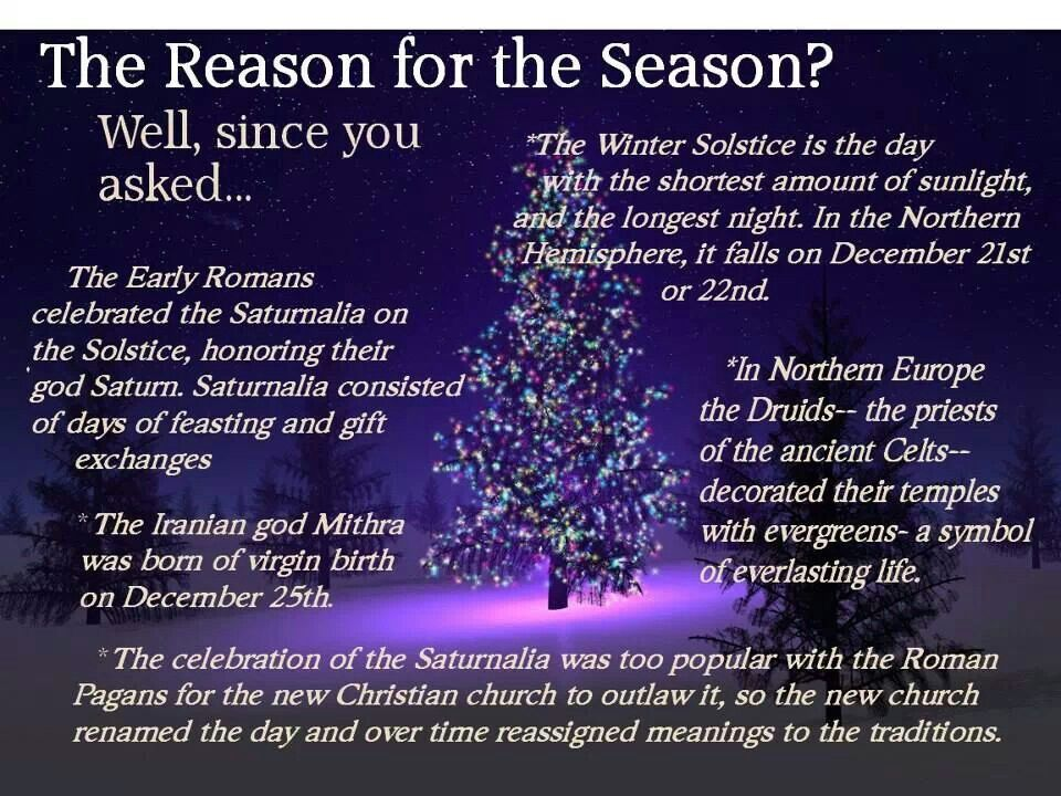 Here you go, the true meaning of Christmas  | Inspiring | Pagan yule