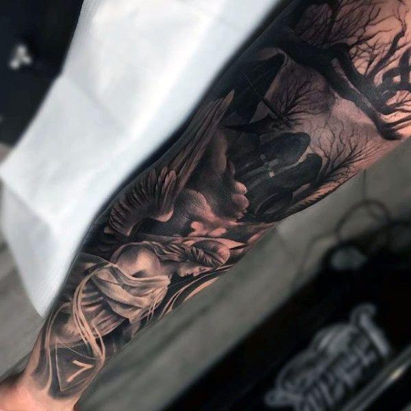 Top 101 Forearm Sleeve Tattoo Ideas 2020 Inspiration Guide Tattoo Sleeve Designs Forearm Sleeve Tattoos Tattoo Designs Men