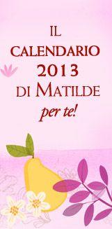 Scarica Gratis Calendario 2013 Di Matilde Vicenzi Tiramisù