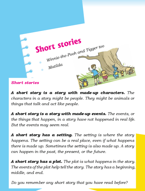 literature- grade 5-Short stories (1)   English Literature Grade 5 ...