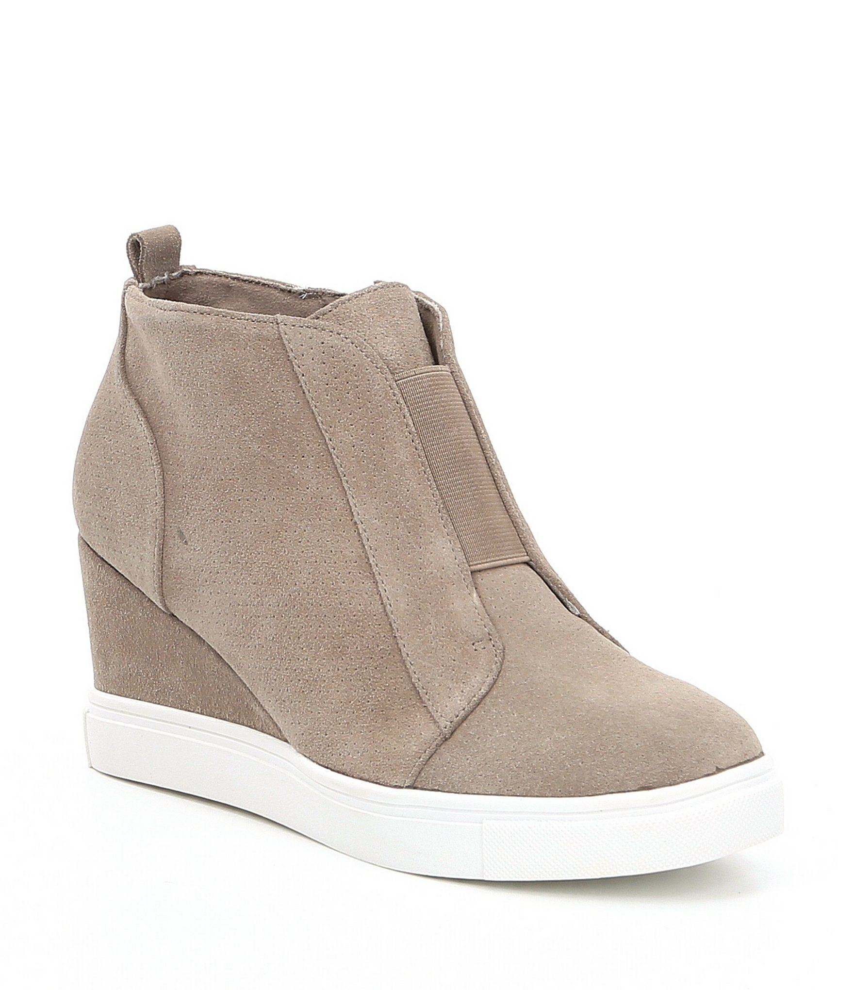 Blondo waterproof boots, Wedge sneakers