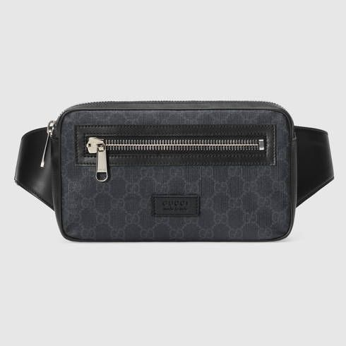22b691c91f91 GUCCI Soft Gg Supreme Belt Bag. #gucci #bags #belt bags # | Gucci ...