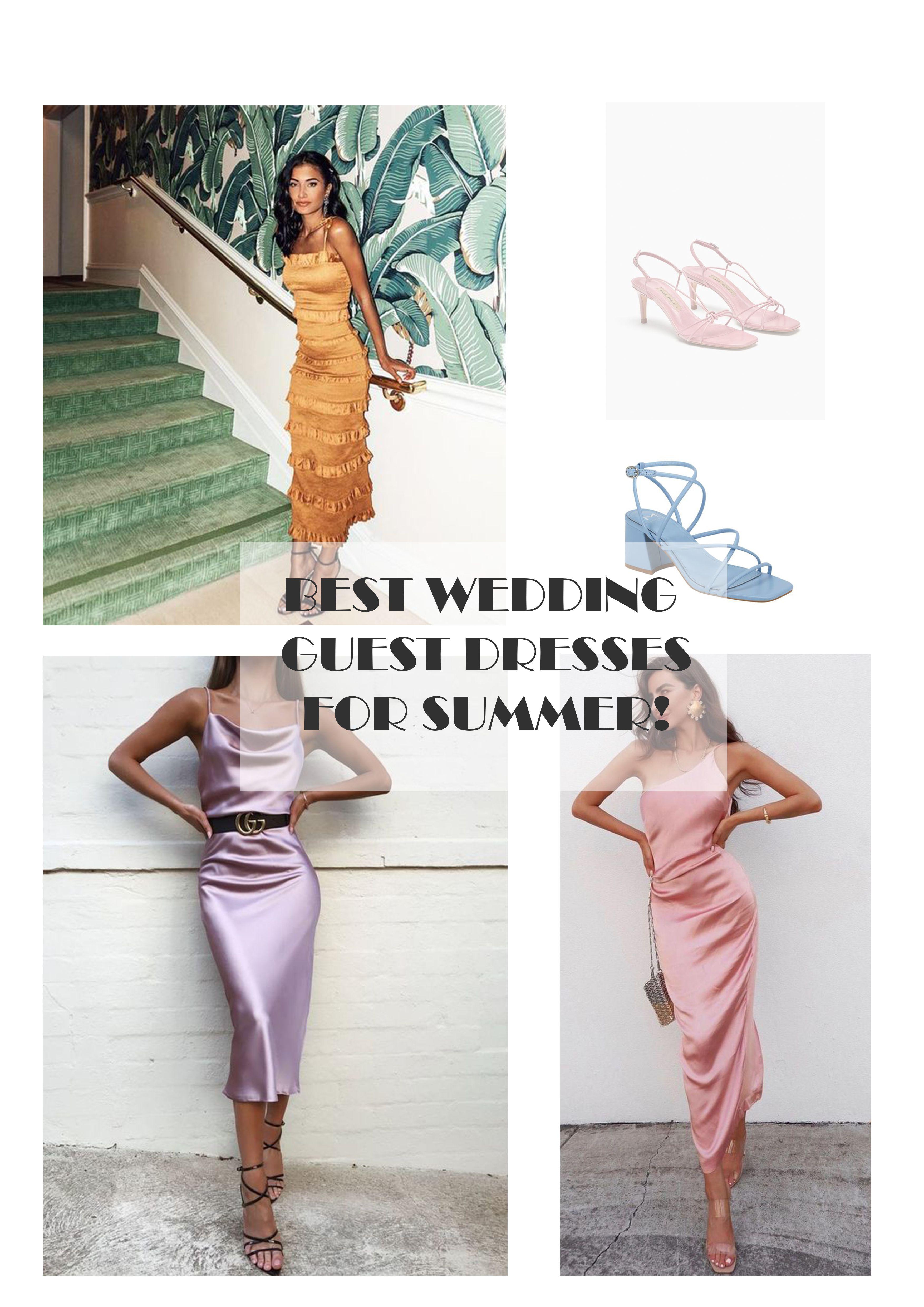 Wedding Guest Summer Dresses Fashionactivation Wedding Guest Dress Short Sleeve Wedding Dress Grecian Wedding Dress [ 4961 x 3508 Pixel ]