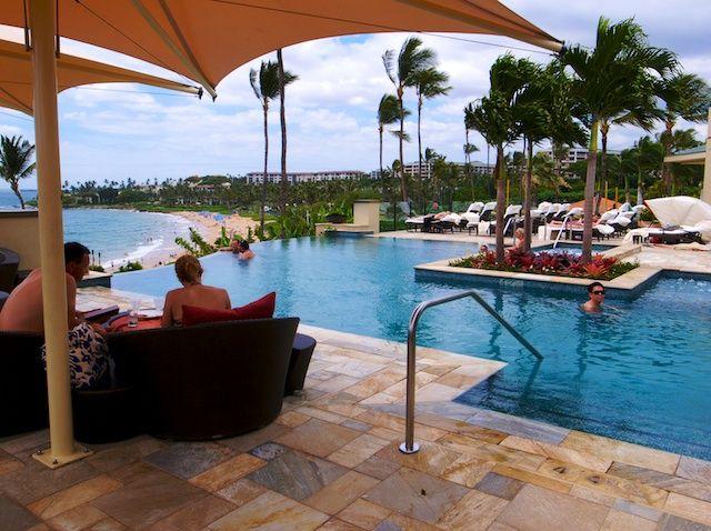 Four Seasons Maui Serenity Pool Book Through A Fs Preferred
