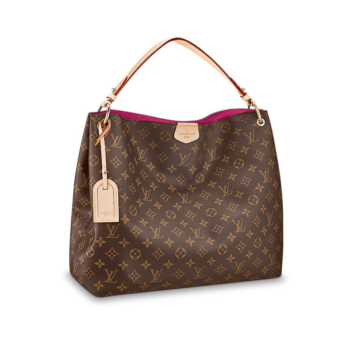 d54be0707e80 GRACEFUL MM Monogram in Women s Handbags collections by Louis Vuitton